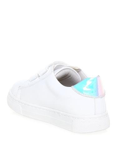 Mammaramma Mammaramma Beyaz Kız Çocuk Yürüyüş Ayakkabısı Beyaz